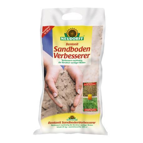 Neudorff Bentonit Sandbodenverbesserer 25kg