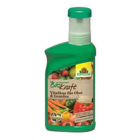 Neudorff Biokraft Vitalkur für Obst+ Gemüse