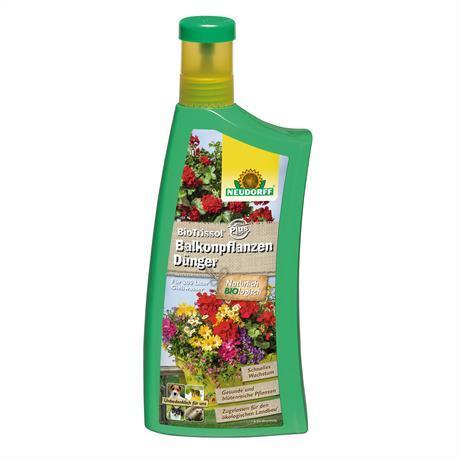 Neudorff BioTrissol BalkonpflanzenDünger PLUS