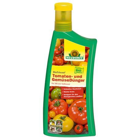 Neudorff BioTrissol Tomaten-und GemüseDünger 1l