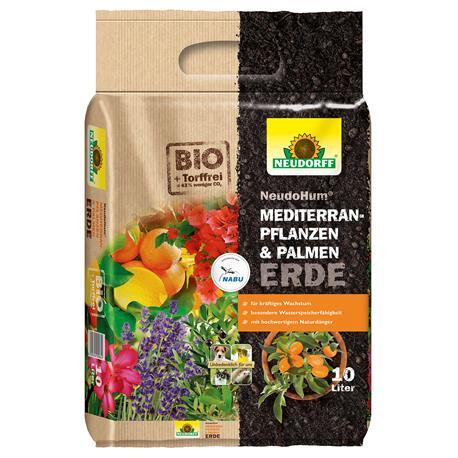 Neudorff NeudoHum Mediterranpflanzen- und PalmenErde