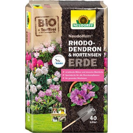 Neudorff NeudoHum Rhododendron- & HortensienErde