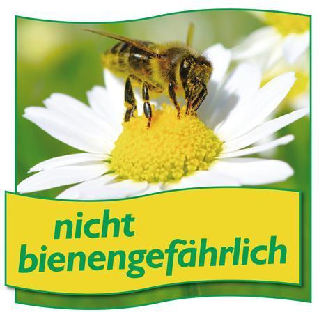 Logo nicht bienengefährlich