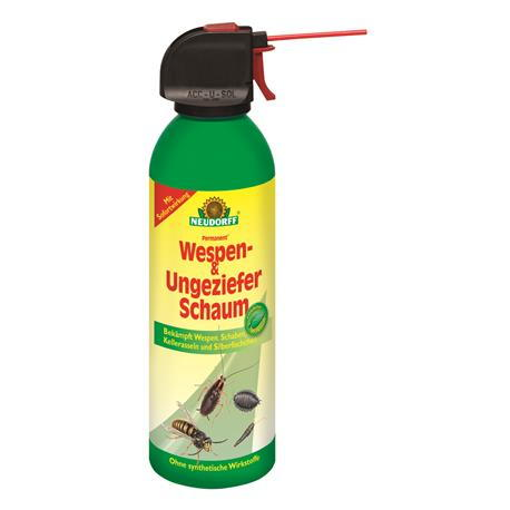 Neudorff Permanent Wespen-/Ungezieferschaum 300ml