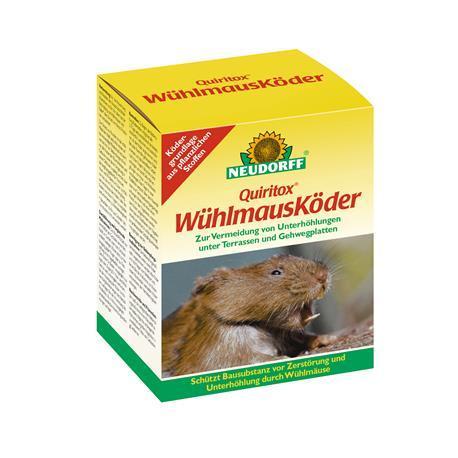 Neudorff Quiritox WühlmausKöder 150g