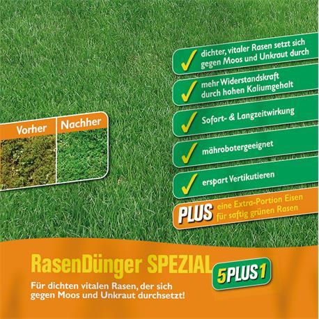 Neudorff RasenDünger spez. 5plus1 Details