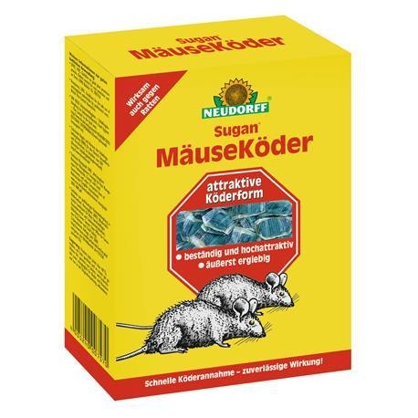 Neudorff Sugan Mäuseköder 90g