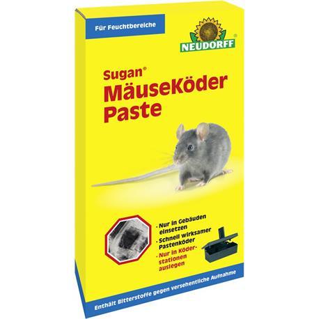Neudorff Sugan Mäuseköder Paste 200g