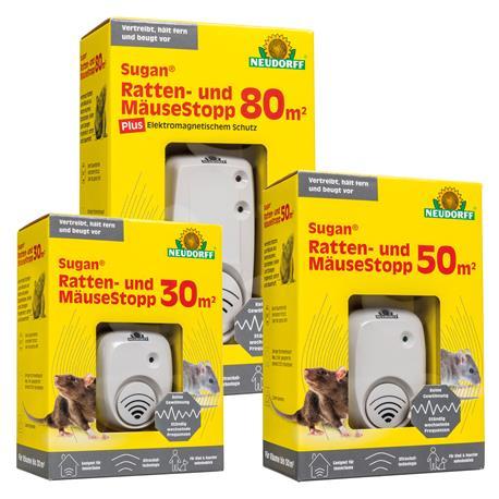 Neudorff Sugan Ratten- und MäuseStopp