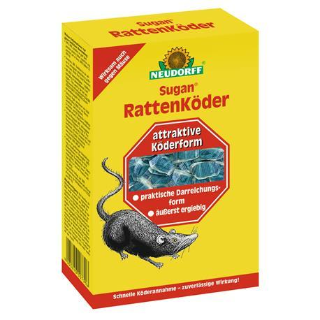 Neudorff Sugan Rattenköder 200g