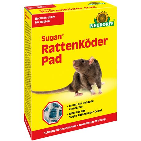 Sugan Rattenköder Pad