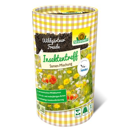 neudorff WildgärtnerFreude InsektenTreff