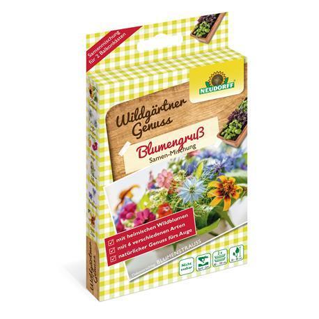 Neudorff WildgärtnerGenuss Blumengruss