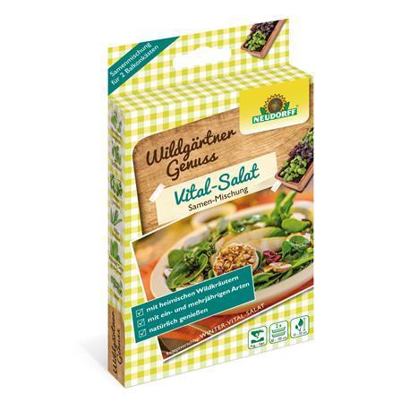 Neudorff WildgärtnerGenuss Vital-Salat