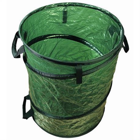 Pop-Up Sack für Gartenabfälle