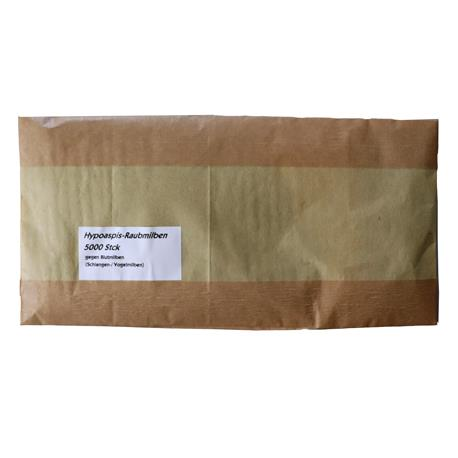 Raubmilben-Verpackung