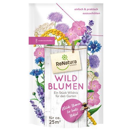 ReNatura Wildblumen