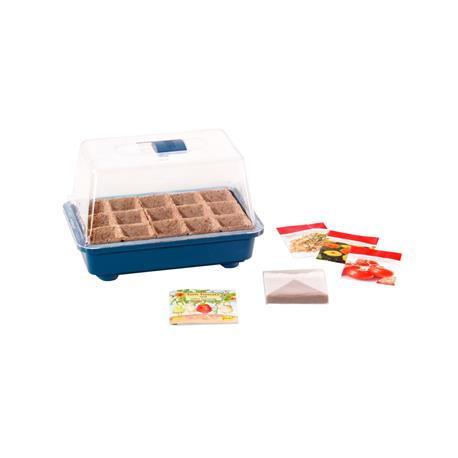 Romberg Tom Tomate Minigewächshaus für Kinder