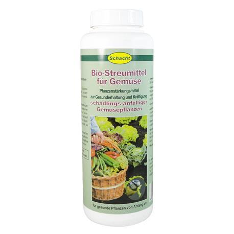 Bio-Gemüse-Streumittel