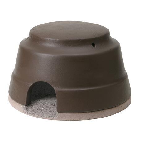 Schwegler Igelkuppel mit Isolierboden