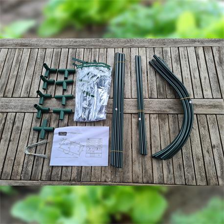Siena Garden Folientunnel Einzelteile
