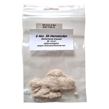 SK-Nematoden für niedrige Bodentemperaturen
