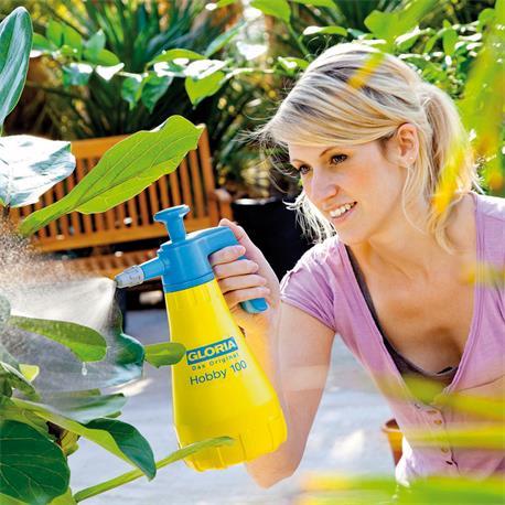 loria Drucksprühgerät Hobby Anwendung Grünpflanzen