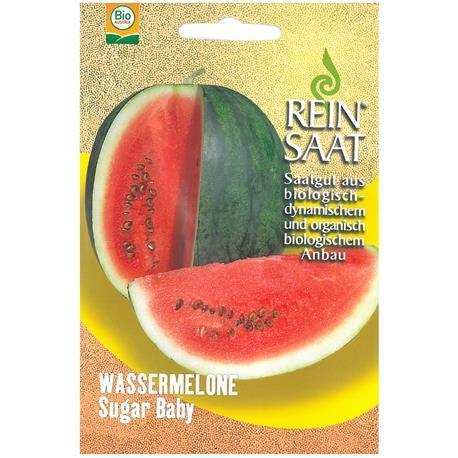 Reinsaat Wassermelone Sugar Baby