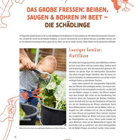 Wer knabbert da an meinem Gemüse? Seite 10