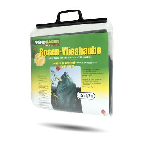 Windhager Winterschutz Rosen-Vlies 5,0x0,7m