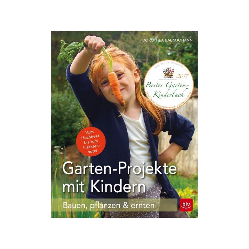 blv buch garten projekte mit kindern. Black Bedroom Furniture Sets. Home Design Ideas