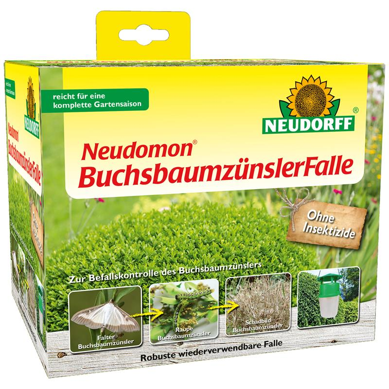 neudorff anti buchsbaumz nsler sparset. Black Bedroom Furniture Sets. Home Design Ideas