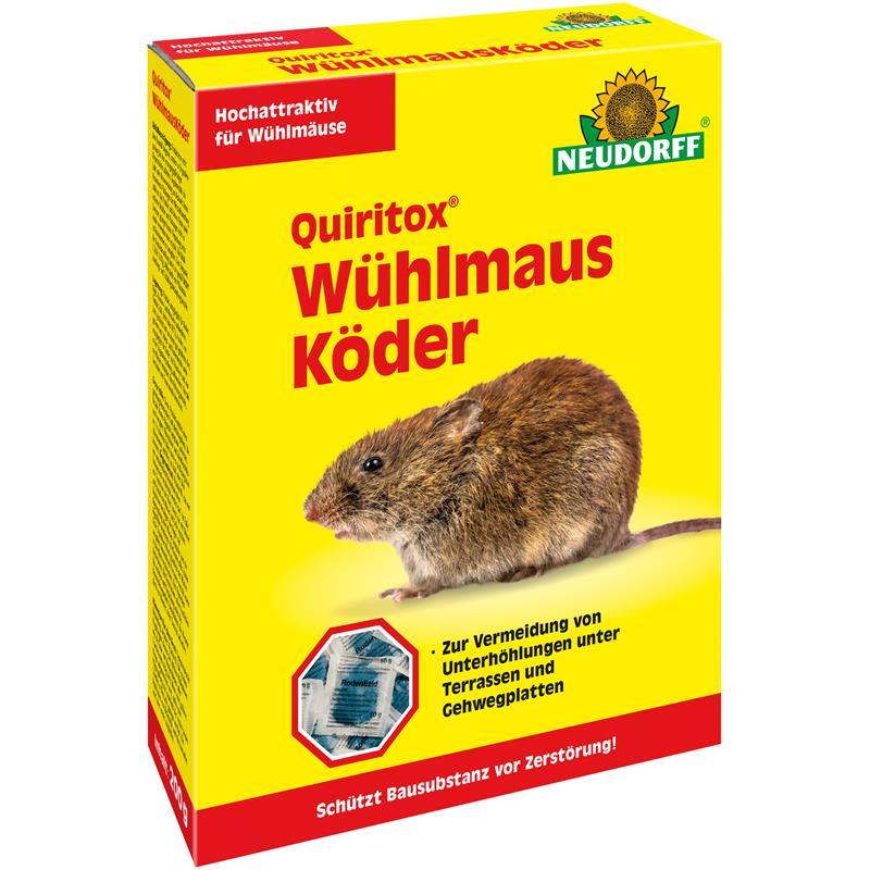 Neudorff Quiritox Wuhlmauskoder