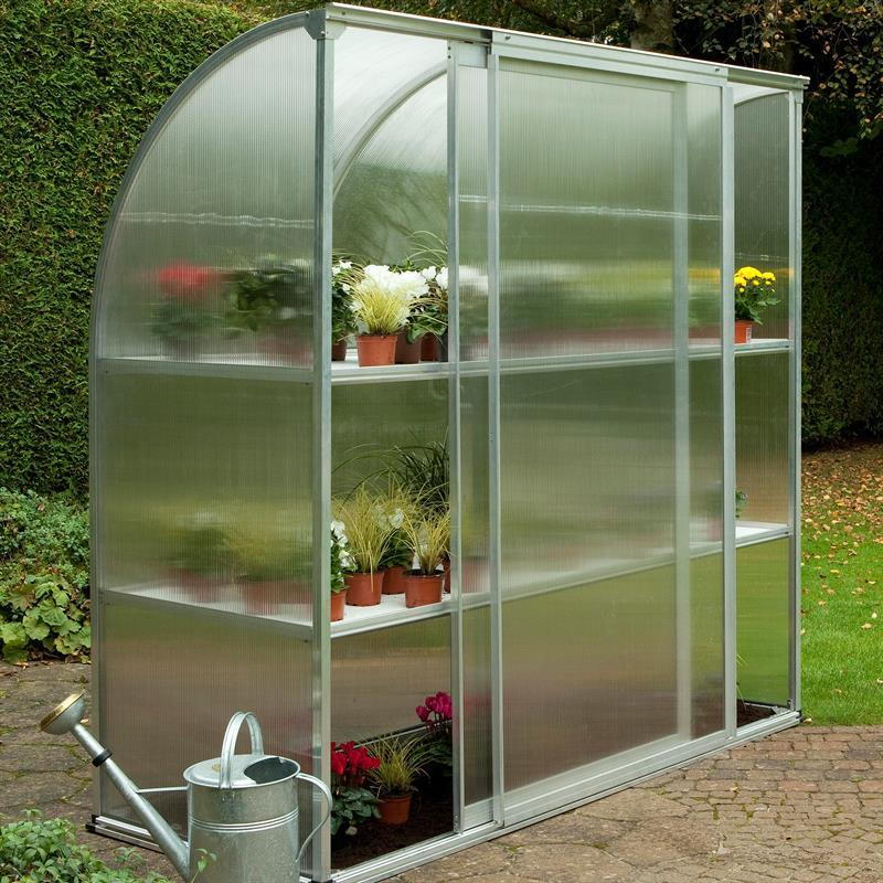 Kgt Tomatenhaus Edelweiss