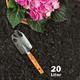 Bio-Erde für Hortensien
