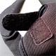 Kixx Ziegenleder-Handschuh Klettverschluß