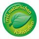 Logo mit natürlichen Rohstoffen