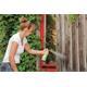 Neudorff Permanent Wespenturbospray Anwendung an Holzwand
