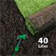 Bio-Erde für Rasen