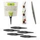 Romberg Style Piketten -5 Stück Mini-Etikettenhalter
