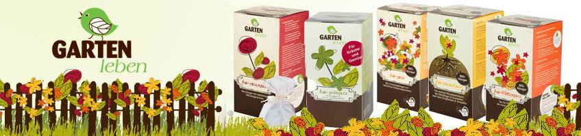 bio-guss Tee für Pflanzen