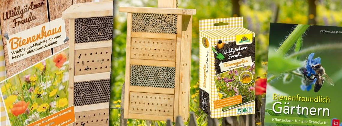 Bienen-Sparset