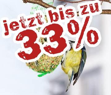 Vogel Winterfütterung